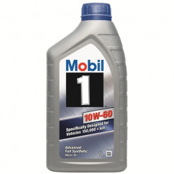 Mobil 1 Extended Life 10W-60, 1L
