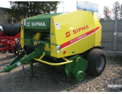 Рулонный пресс SIPMA PS 1211 FARMA PLUS | t-i-t.com.ua
